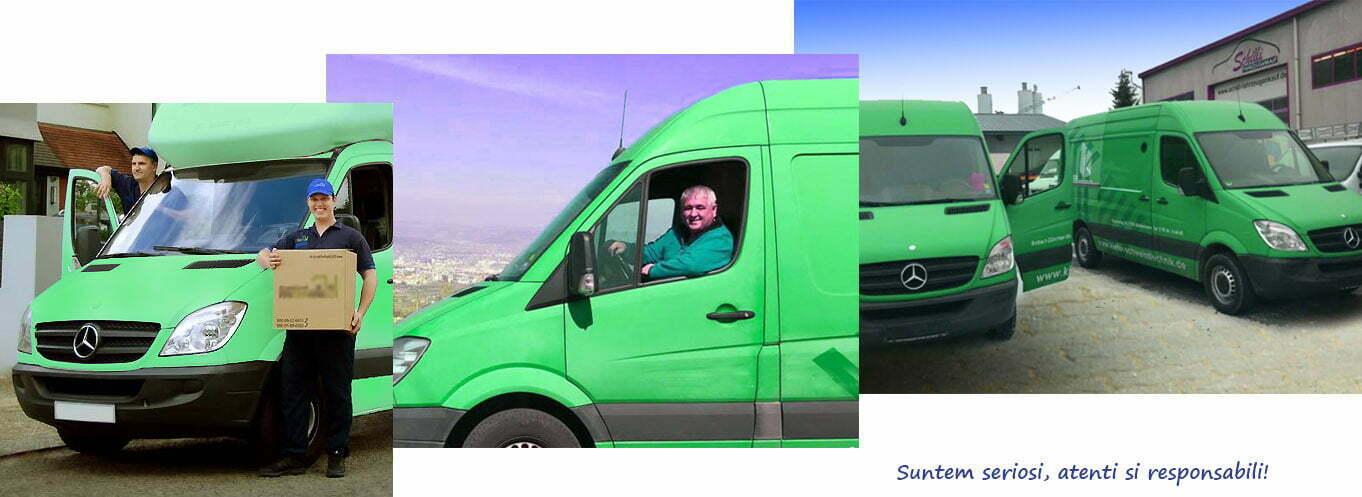 transport ieftin cluj cu dubele verzi