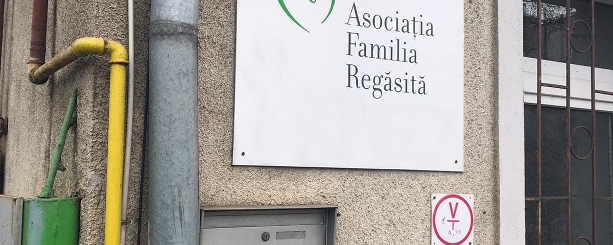 Asociatia Familia Regasita Cluj